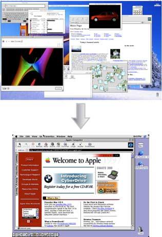 从Netscape到IE