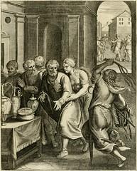 """Image from page 66 of """"La doctrine des murs, tiree de la philosophie des stoiques, representee en cent tableaux et expliquee en cent discours pour l'instruction de la ieunesse"""" (1646)"""