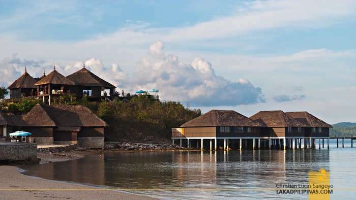 Huma Island Resort & Spa in Palawan