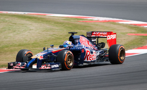 F1 - Toro Rosso - Jean-Éric Vergne