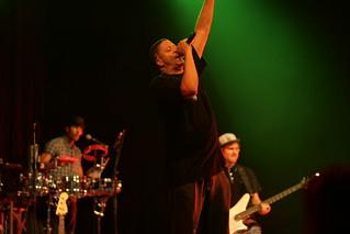 Chali 2na w/ Ozomatli @ Byron Bay Bluesfest 2014