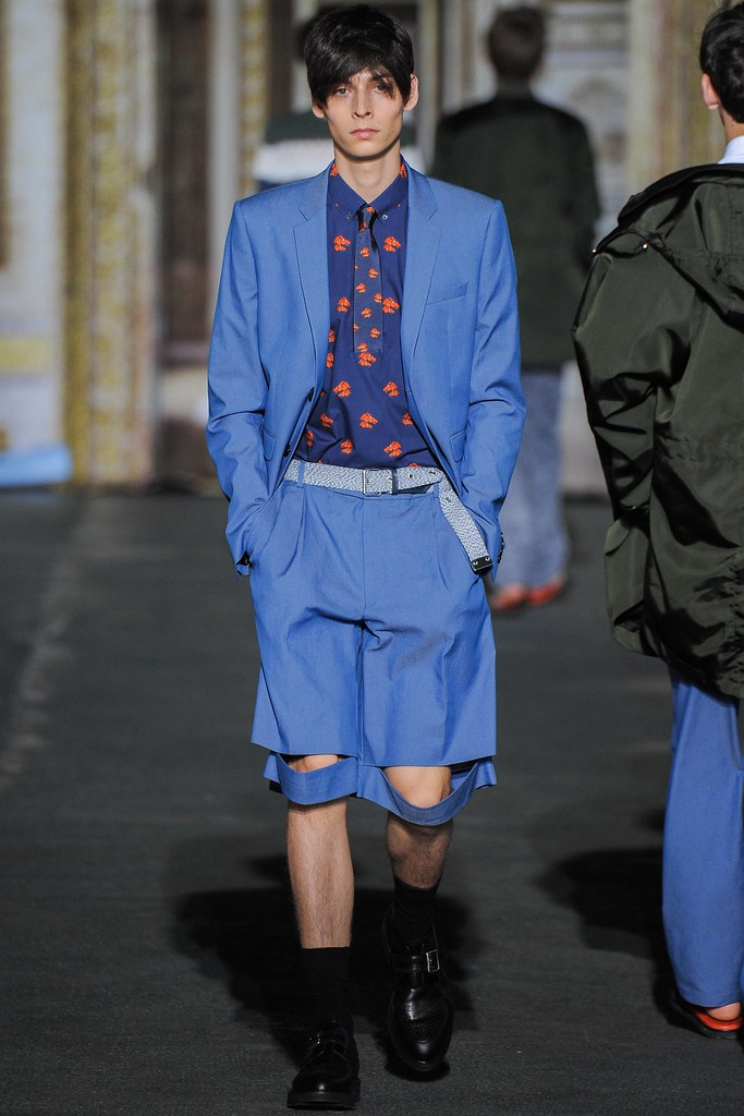 SS15 Paris Krisvanassche010_Flint Louis Hignett(VOGUE)