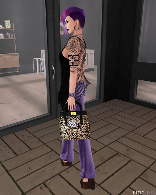 Hair Fair - Shameless And Tameless (New Post @ Second Life Fashion Addict)