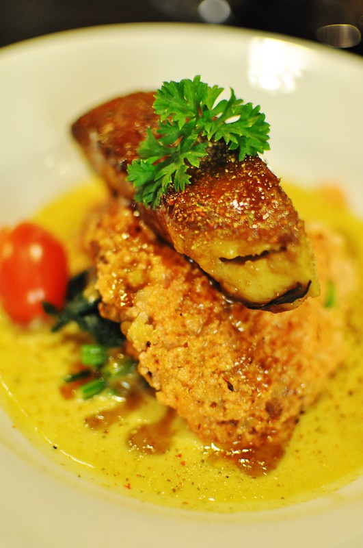 cod foie gras