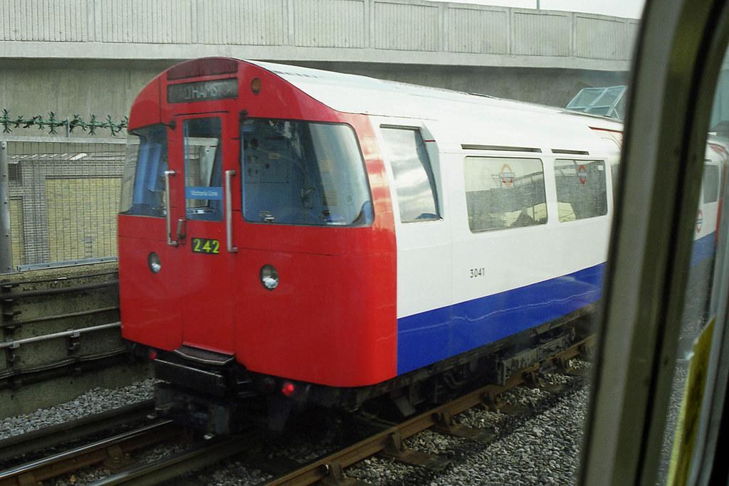 London Underground - Victoria Line Railtour - 1967 Stock