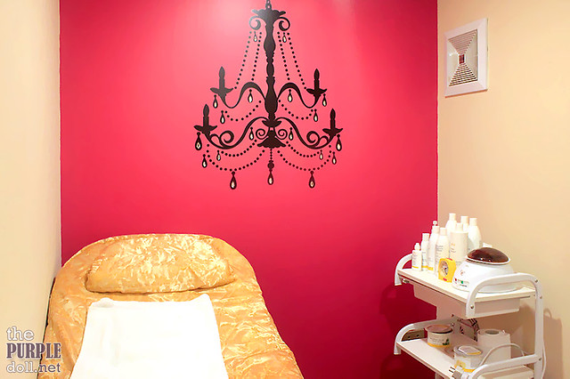 Princess Hazel Salon & Spa Waxing Room