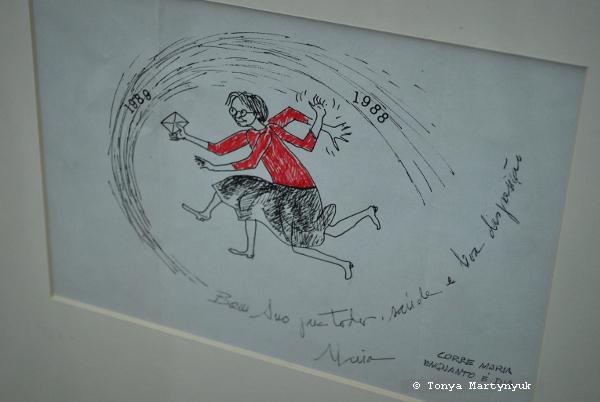 47 - Maria Keil - выставка в Каштелу Бранку