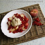 Rezepte von Nigel Slater: Long Pepper Cream with Fruit Salad