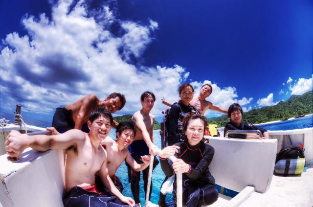 本日の集合写真♪ 2014/07/26