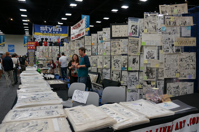 SDCC Day 1