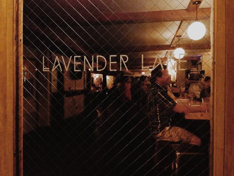 Lavender Lake