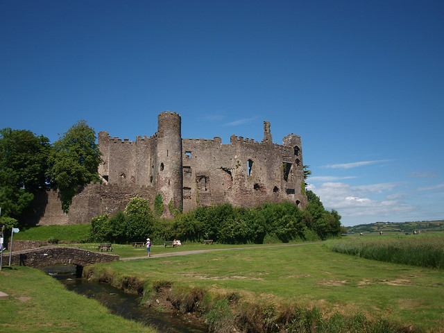 Laugharne, Wales