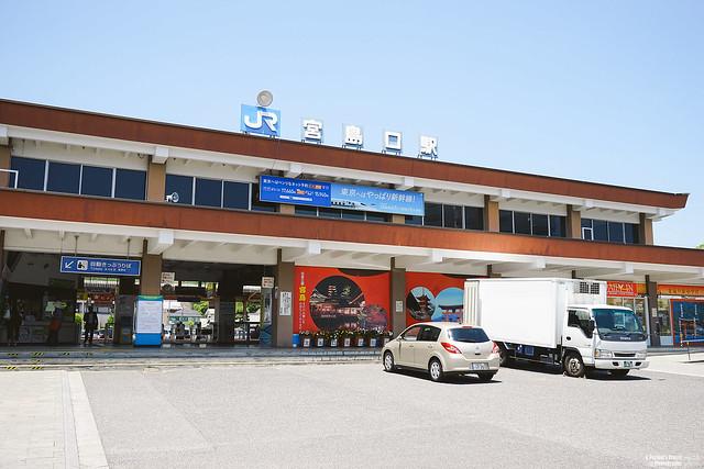 JR宮島口站