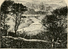 "Image from page 222 of ""Ward & Lock's descriptive and pictorial guide to the Isle of Man : towns, mountains, glens, waterfalls, legends, romantic associations, and history : how to reach the island, routes, distances, railways, steamboats, fares, hotel an"