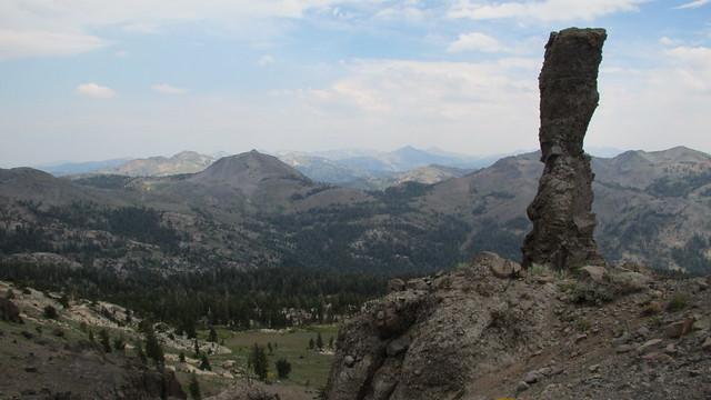 Peep Sight Peak