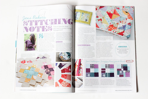 Love Patchwork & Quilting - Issue 9
