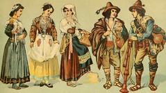 """Image from page 160 of """"Geschichte des Kostüms"""" (1905)"""
