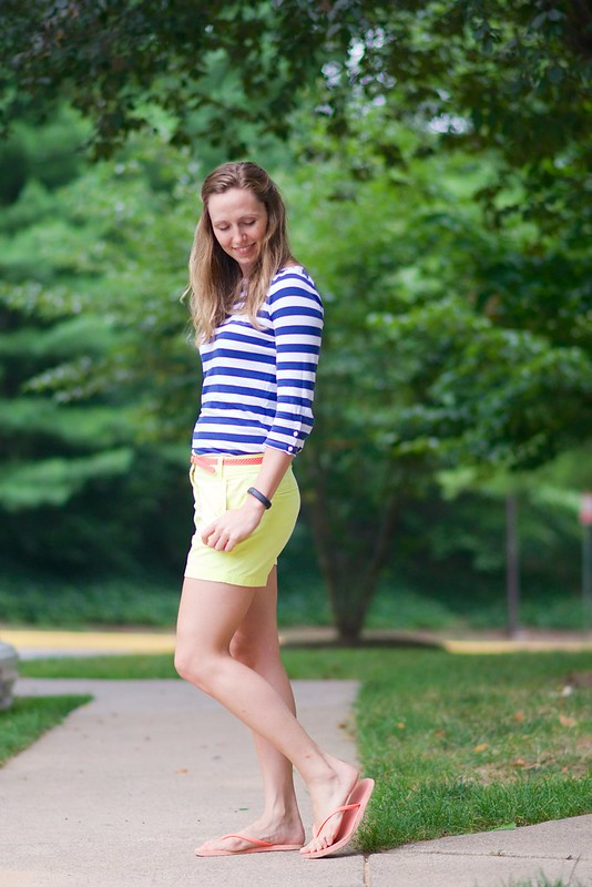 yellow stripes 5