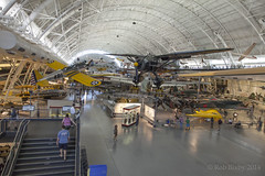 aerospace engineering, tourist attraction, aviation, vehicle, transport, hangar, infrastructure, aircraft engine,