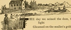 """Image from page 107 of """"At early candle light and other poems"""" (1900)"""