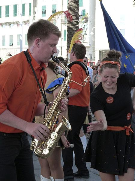 copenhagen swingband