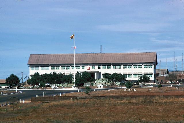 PLEIKU 1969 - ll Corps Headquarters - Bộ tư lệnh Quân Đoàn 2 và Quân Khu II