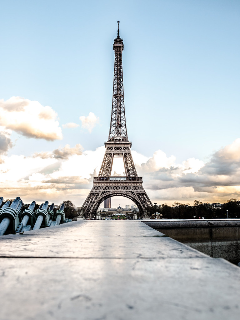 Paris – Day 1 (Eiffel Tower)