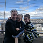 Family at the Needle