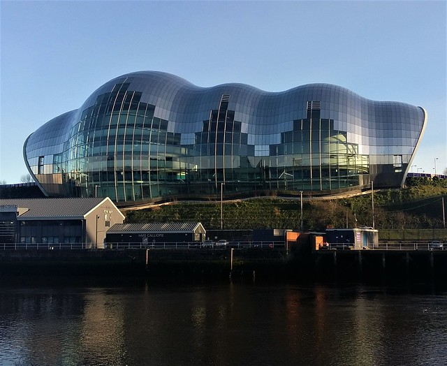 The Sage - Concert Hall - Gateshead