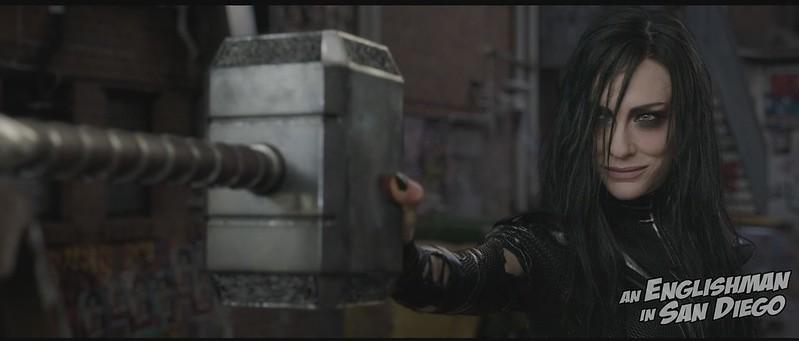 screencap - Thor Ragnarok (teaser 1) 02 (cate blanchett, hela)