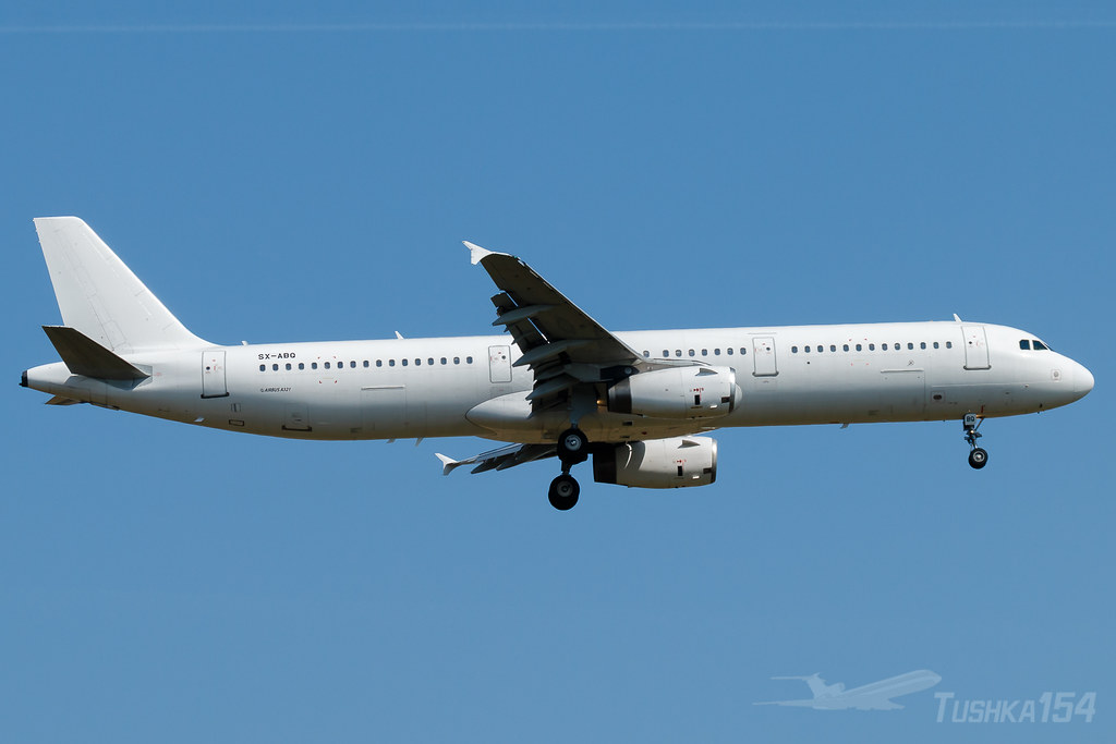 Olympus Airways | Airbus A321-231 | SX-ABQ