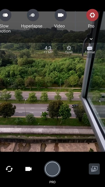 HTC Sense - Camera Modes