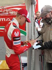 Mick Schumacher, European Formula 3 - Silverstone 2017
