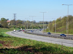 GOC Harrow Weald–Bushey 041: M1 motorway