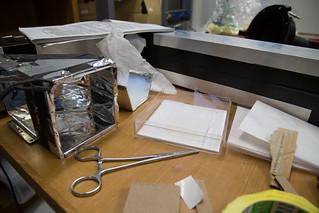 Gamma Ray Detector Construction