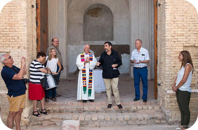 """Amenazan con """"expropiar"""" la Catedral de Cartagena si no comienza su restauración"""