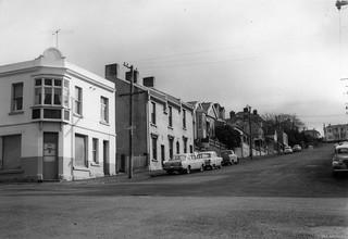 Melville Street, August 1969