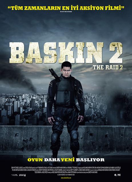 Baskın 2 - The Raid 2 (2014)