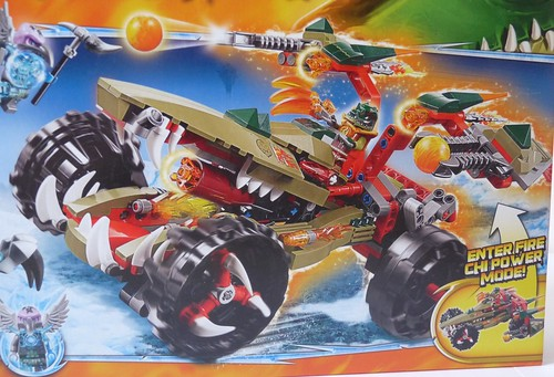 LEGO Legends of Chima Cragger's Fire Striker (70135)