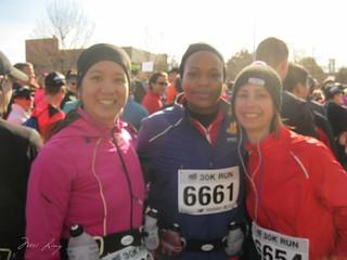 Mei, Arlene and Kelly