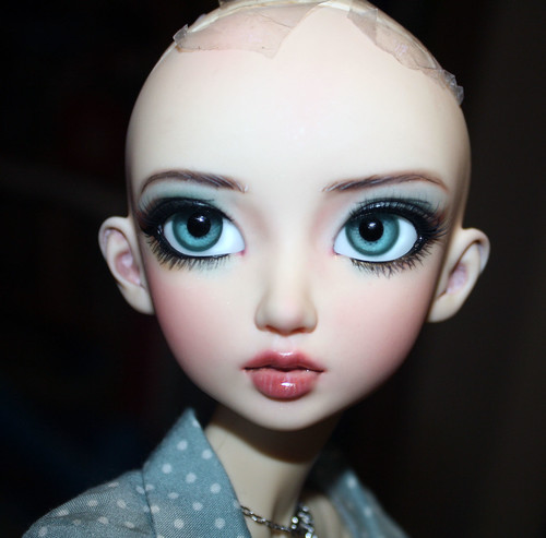 Junko-Hime's New Faceup