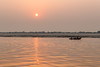 Ganges Sunrise (India 56) by Rafael Gonzalez V.