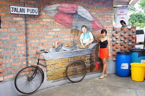 Old Tricycle BBQ Yong Tau Foo, Taman Desa KL