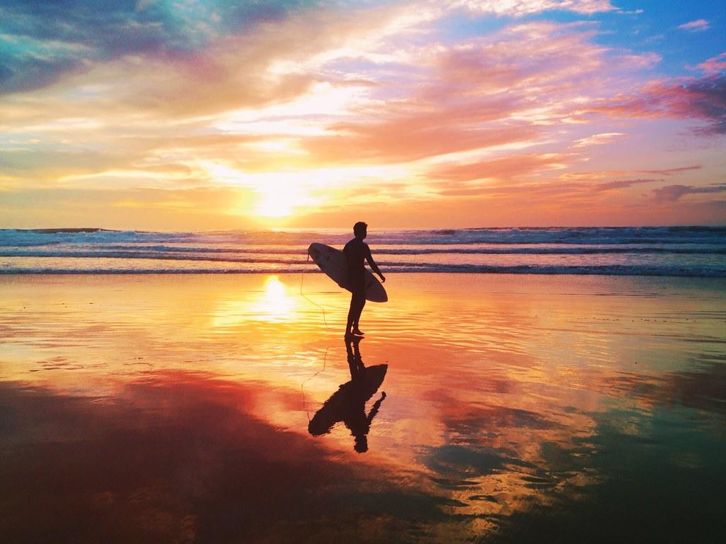 surfing interlude