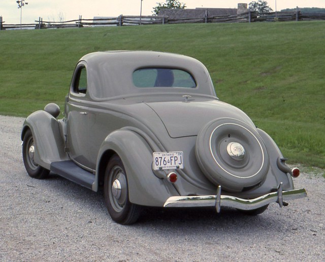 1936 ford deluxe 3 window coupe flickr photo sharing for 1936 ford 3 window