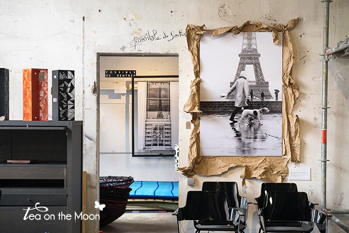 Paris, habitat 1964