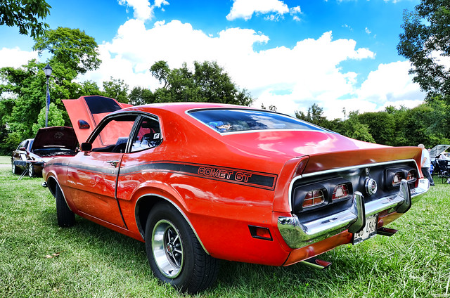 Car Shopping App >> 1973 Mercury Comet GT | Explore Chad Horwedel aka ...