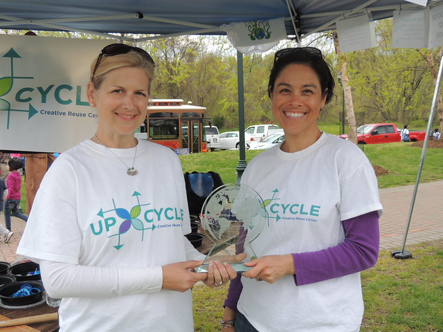 Celebrating Earth Day in Alexandria, Virginia