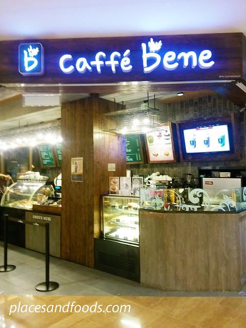 caffe bene sunway