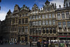 Grand Place, Brussels by Mark R Farrington